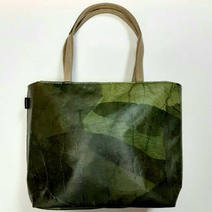 Tote small - Leaf Leather - ecomended - 4
