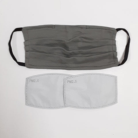 Image of Reusable Face Mask With Replaceable Filters - Ecomended