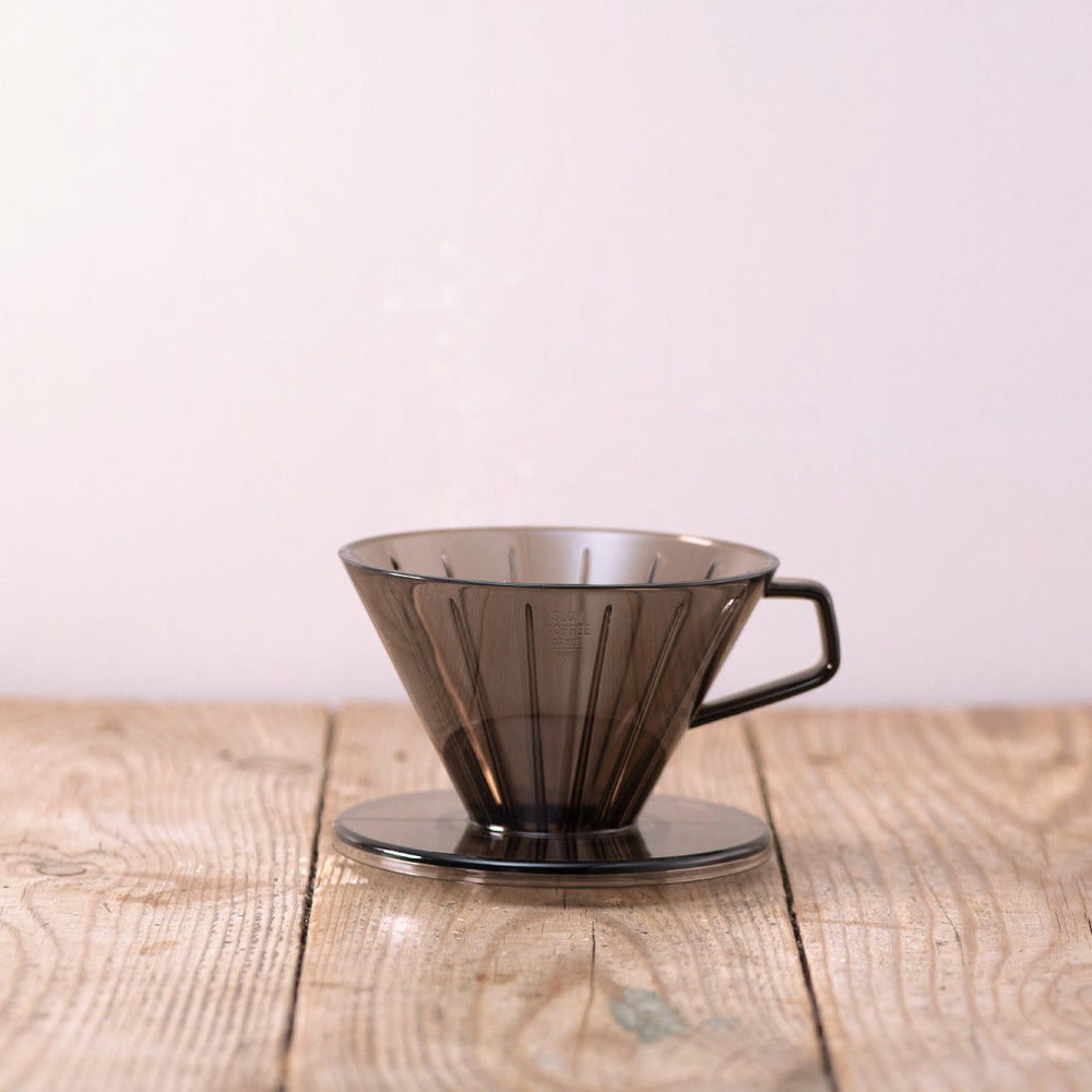 Kinto 2 cup pourover brewer