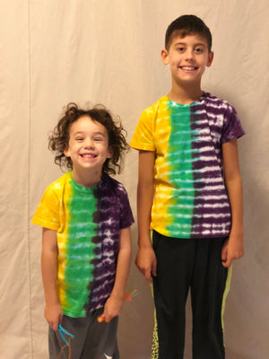 Mardi Gras Shirts - Kids & Adults
