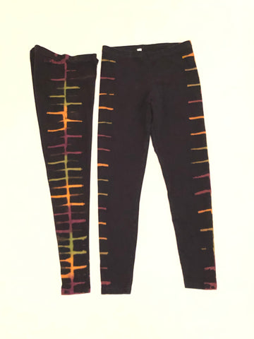 Seismic Mardi Gras Leggings