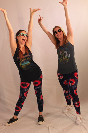 Fishman Donut Leggings