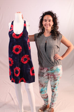 Fishman Donut Tank Dress