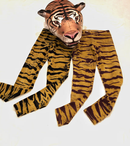 Tiger Stripe Leggings