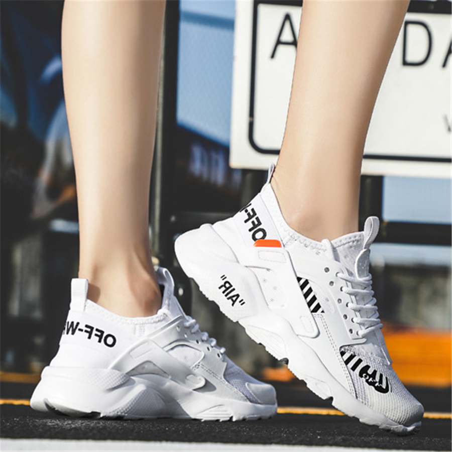 huge discount 1570a c3424 ... Load image into Gallery viewer, Retro sports fashion trend wild couple  shoes ...