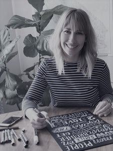 Meet the Maker: Caren of Everyday Hooray Design