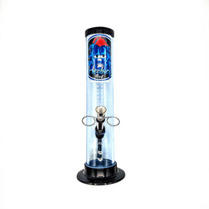 "10"" Acrylic Straight Tube"