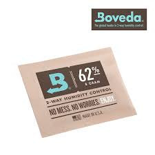 Boveda 62% 8g (Individually Wrapped)