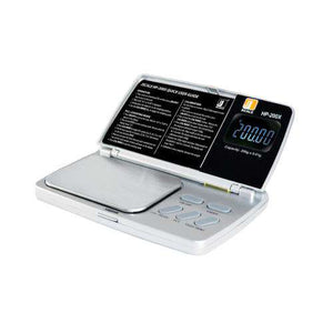 JScale HP 200x Pocket Scale w/Calibration Weights