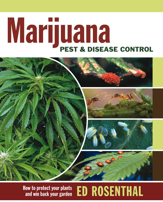 Marijuana Pest and Disease Control - by Ed Rosenthal