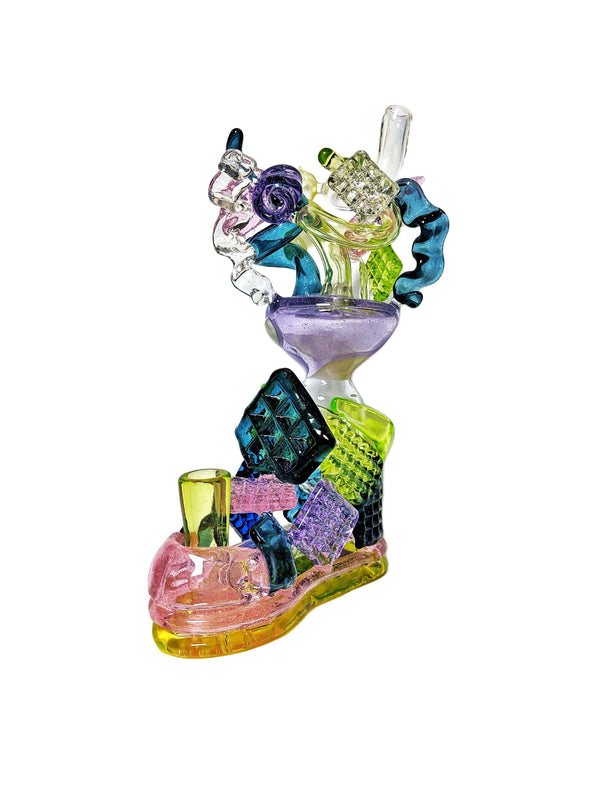 "Hoobs X Preston Hanna ""Party Shoe"" - DAB RIG - HOOBS - thc420ca2"