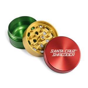 Santa Cruz Shredder Small 3pc. Grinder