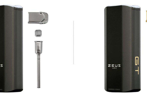 Zeus Arc Vaporizer - HERBAL VAPES - ZEUS - thc420ca2