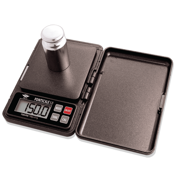 MyWeigh Pointscale 5.0 Jewelers Scale 150g x 0.1g