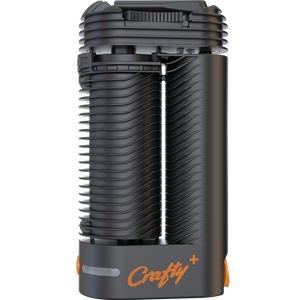 The Crafty+ Dry Herb Vaporizer