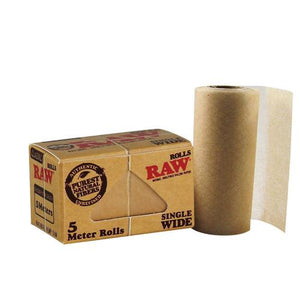 RAW Rolls Single Wide