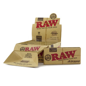 RAW ARTESANO KING SIZE