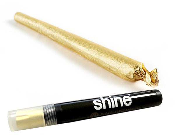 Shine 24K Gold Cones