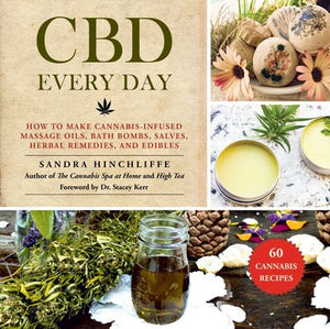 CBD Everyday - by Sandra Hinchcliffe