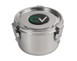 CVault Storage and Curing Containers - STORAGE - CVAULT - thc420ca2