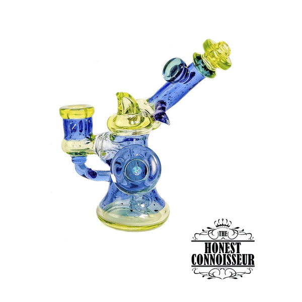 Huffy - Crushed Opal Mini Banger - DAB RIG - Huffy Glass - thc420ca2