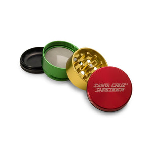 Santa Cruz Shredder Medium 4pc. Grinder