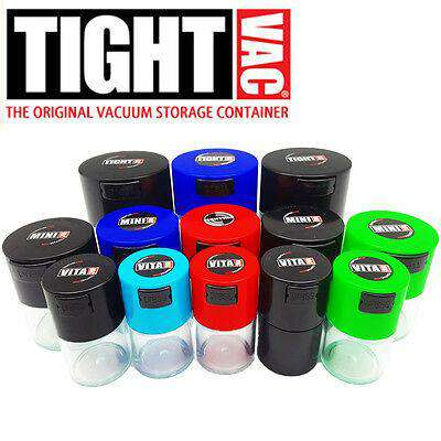 TightVac Vacuum Sealed Container - STORAGE - TightVac - thc420ca2