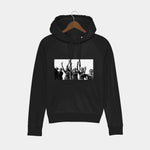 REBEL Hoody: Power Girls (Noir)