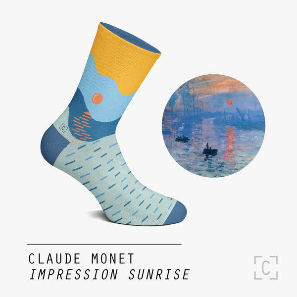 Impression Sunrise Socks
