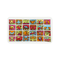 Comic Panels K.Haring Tray