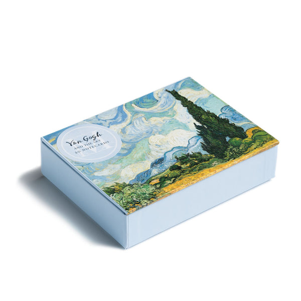 Van Gogh and the Sky Notecards
