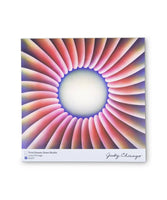"""Through the Flower"" Silk Scarf x Judy Chicago"