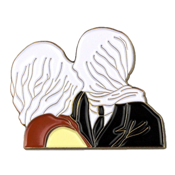 """The Lovers"" Enamel Pin"