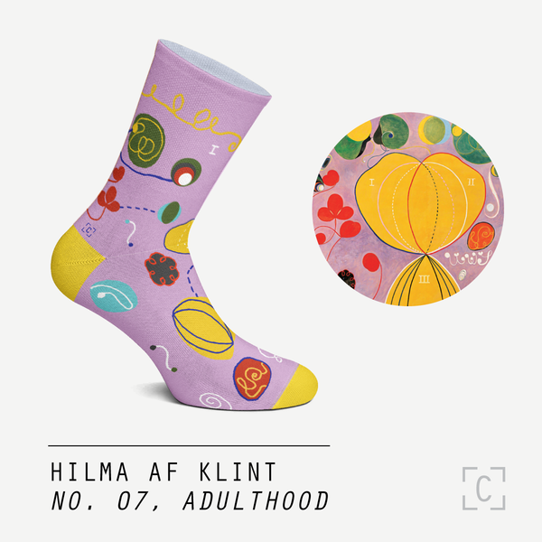 No. 7, Adulthood Socks