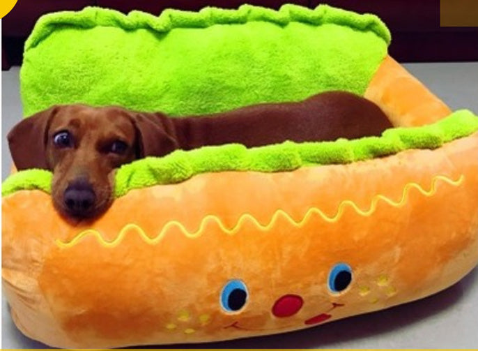 Dachshund Bed Hot Dog