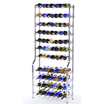 Epicurean Wine Storage System- 11 Row Rack