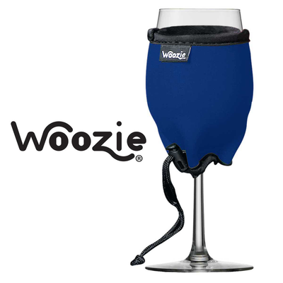 The Wine Woozie - Royal Blue
