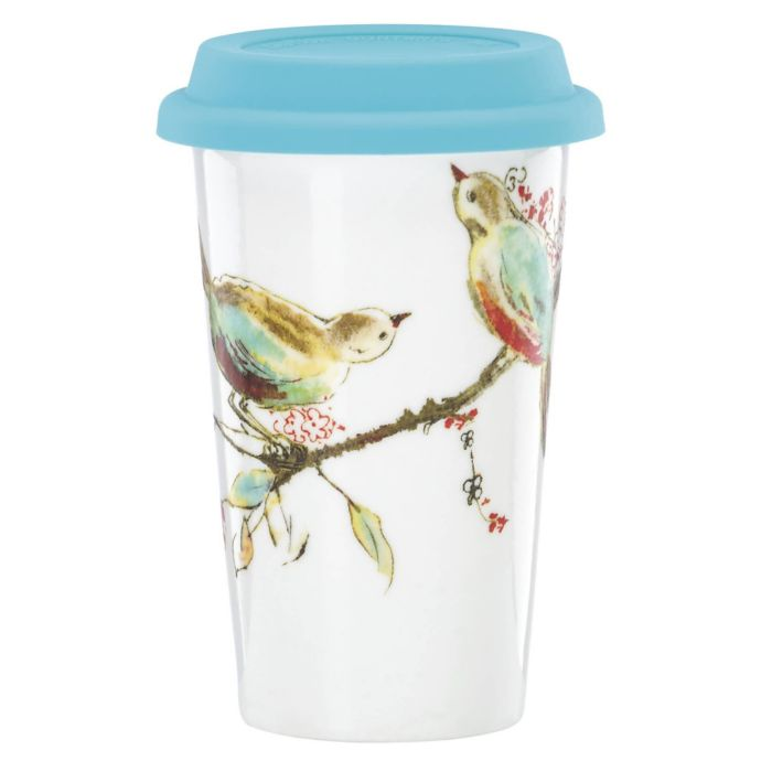 Simply Fine Lenox Chirp Thermal Travel Mug