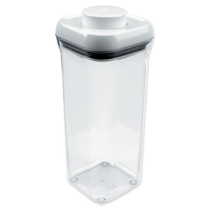OXO Good Grips 1.5 qt. Square Food Storage POP Container