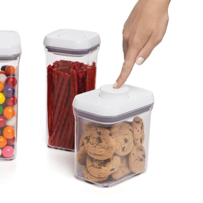 OXO Good Grips 10-Piece Food Storage Pop Container Set