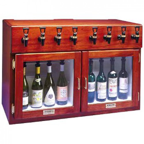 Winekeeper 12 Wine Bottle Sonoma (8 Bottle Shown)