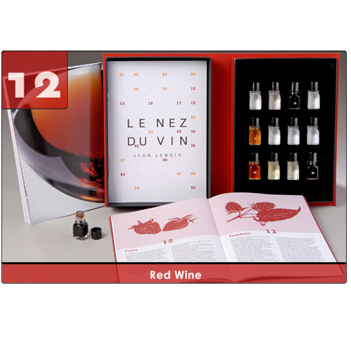 Make Scents of Wine 12 Aroma Reds Kit