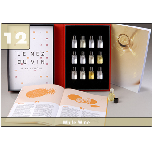 Make Scents of Wine 12 Aroma Whites Kit