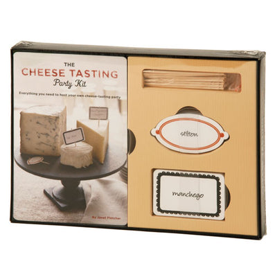 True Fabrications Cheese Tasting Party Kit