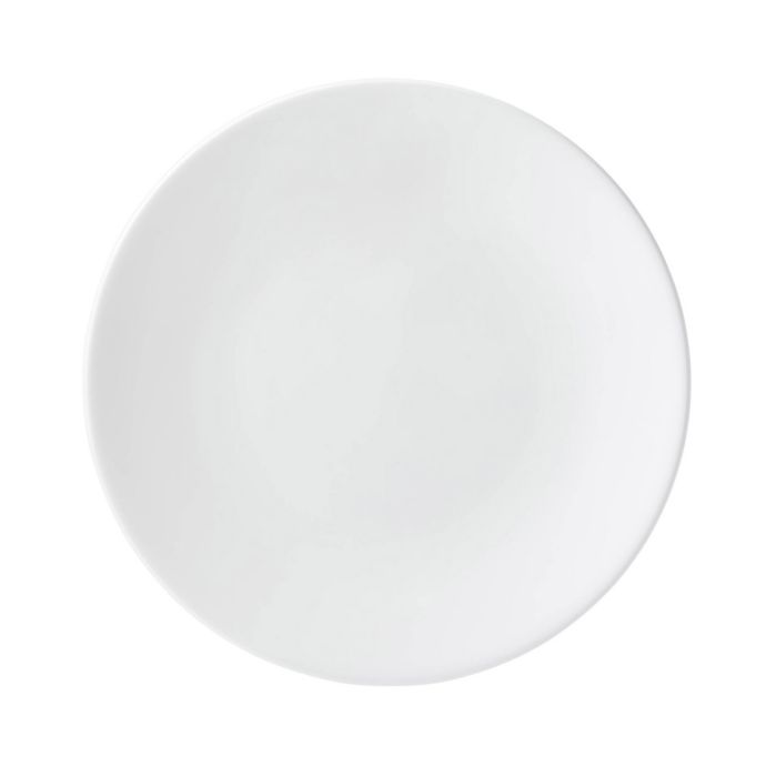 Lenox I.D. White Coupe Dinner Plate
