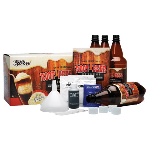 True Fabrications Mr. Root Beer Kit