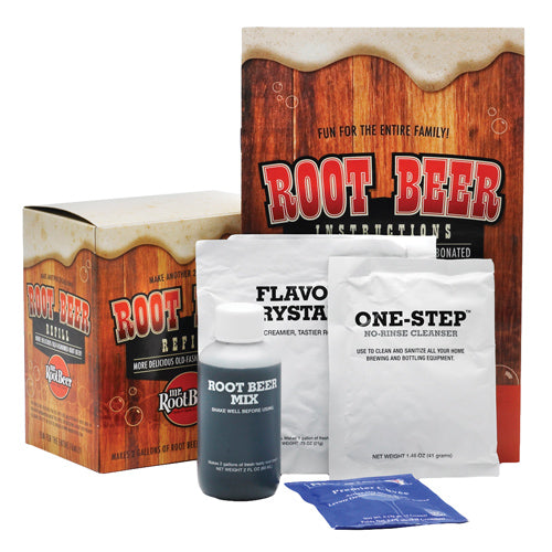 True Fabrications Mr. Root Beer Refill Pack