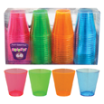 True Fabrications 2 oz. Neon Shot Glasses