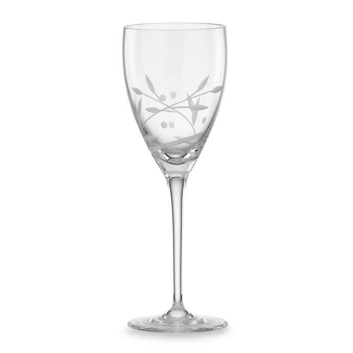 Lenox Opal Innocence Signature Wine Glass