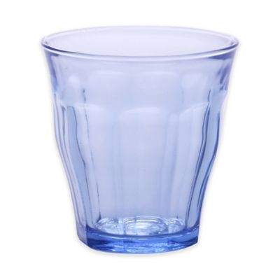 Duralex 8.75-Ounce Picardie Tumblers in Marine Blue (Set of 6)